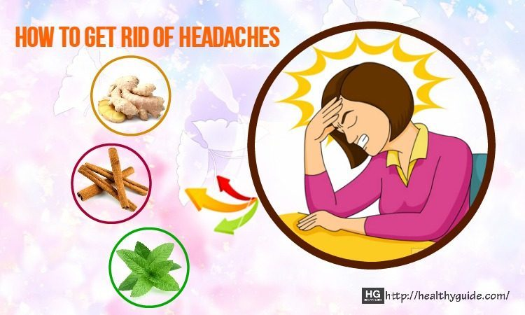 15 Tips How to Get Rid of Headaches Naturally and Fast in Men & Women
