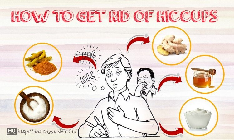 15 Tips How to Get Rid of Hiccups in Babies & Adults Fast & Naturally