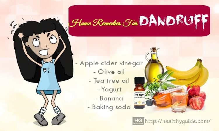 15 Best Natural Home Remedies for Dandruff on Scalp this Winter