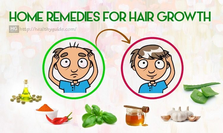 Top 20 Fast Natural Home Remedies for Hair Growth and Strength
