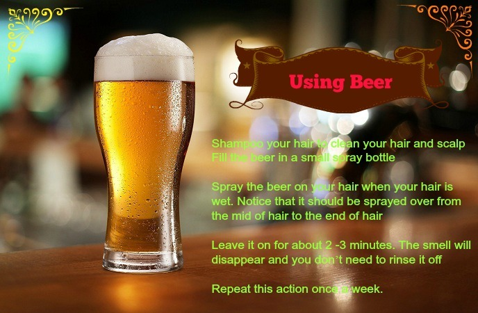 home-remedies-for-split-ends-using-beer