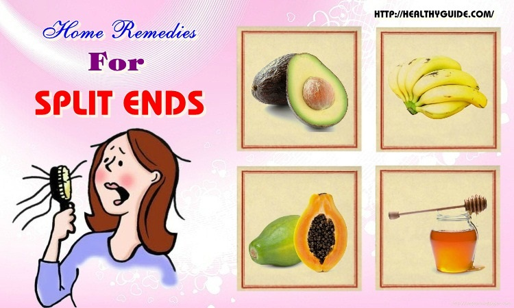 16 Best Natural Home Remedies for Split Ends & Breakage without Cutting