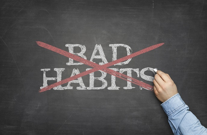 Avoid Harmful Habits