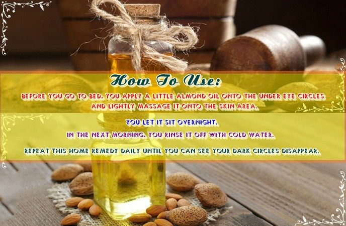 how-to-get-rid-of-a-black-eye-almond-oil