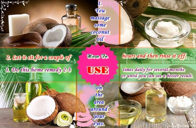 how-to-get-rid-of-a-black-eye-coconut-oil