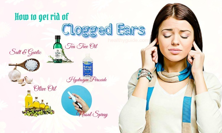 27 Tips How to Get Rid of Clogged Ears from Cold, Flying, & Allergies