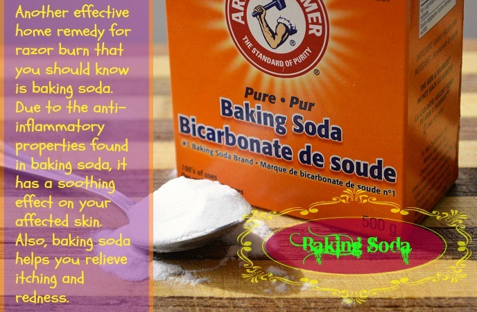 how-to-get-rid-of-razor-burn-baking-soda