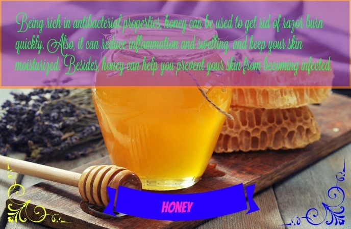 how-to-get-rid-of-razor-burn-honey
