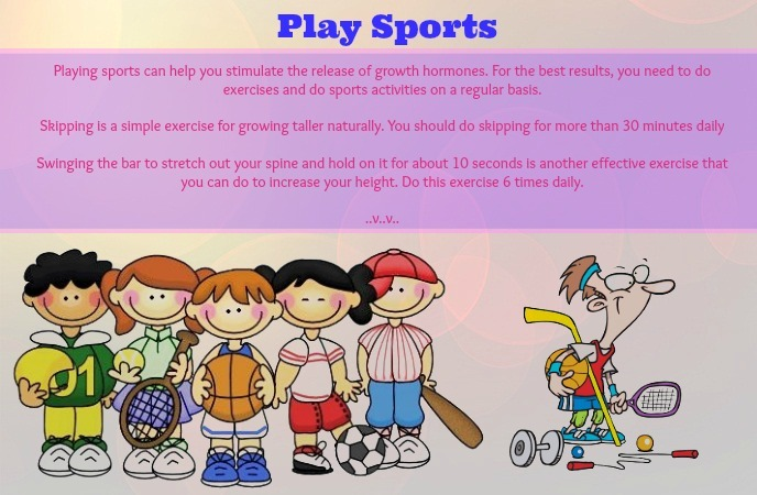 how-to-grow-taller-play-sports