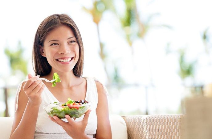 Make Healthy Dietary Changes