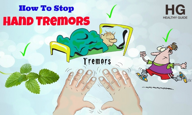 19 Tips How to Stop Hand Tremors when Nervous Naturally at Home
