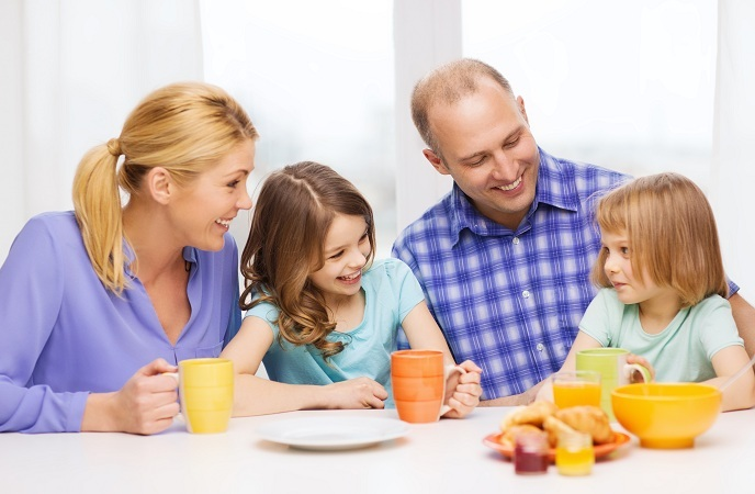 how to treat ADHD-eat breakfast