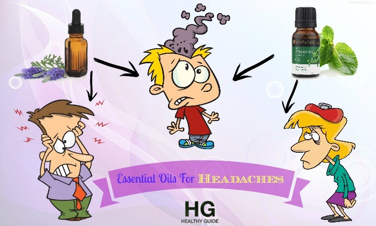 15 Tips How To Use Essential Oils For Headaches with 15 Great Oils