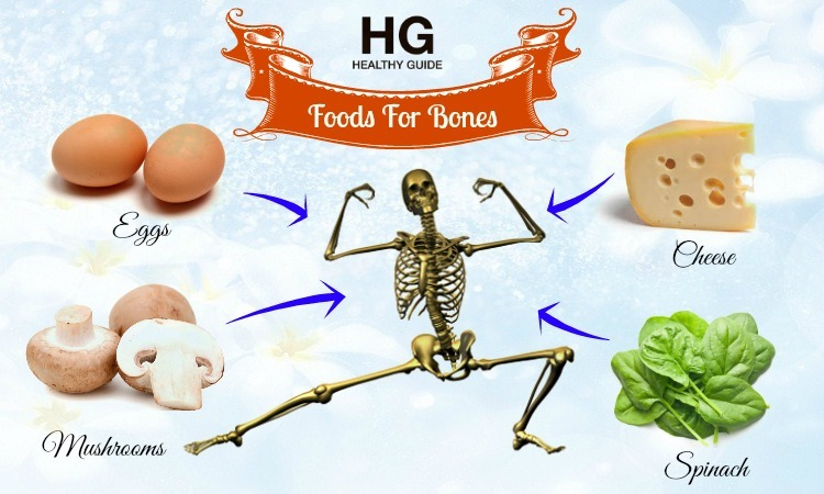 Top 14 Best Foods for Bones Growth and Strength