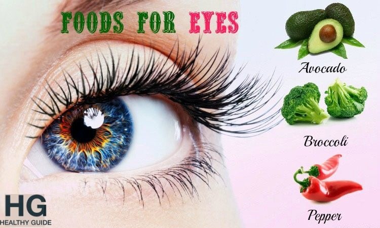 Top 19 Healthy and Nutritional Foods for Eyes Improvement