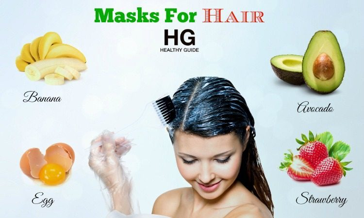 Top 19 Homemade Natural Masks for Hair Care and Improvement