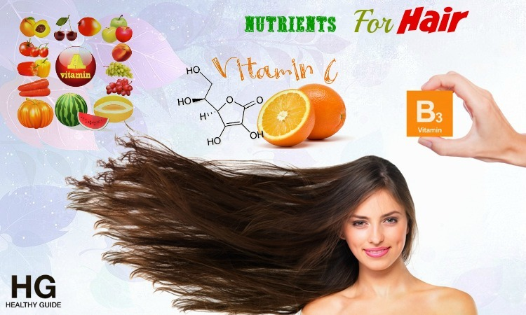 Top 21 Best Nutrients for Hair Growth and Development