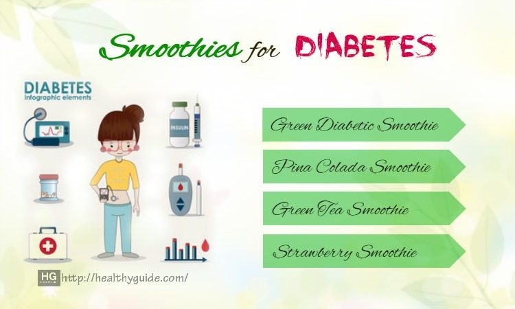 26 Best Healthy Smoothies for Diabetes Treatment and Relief