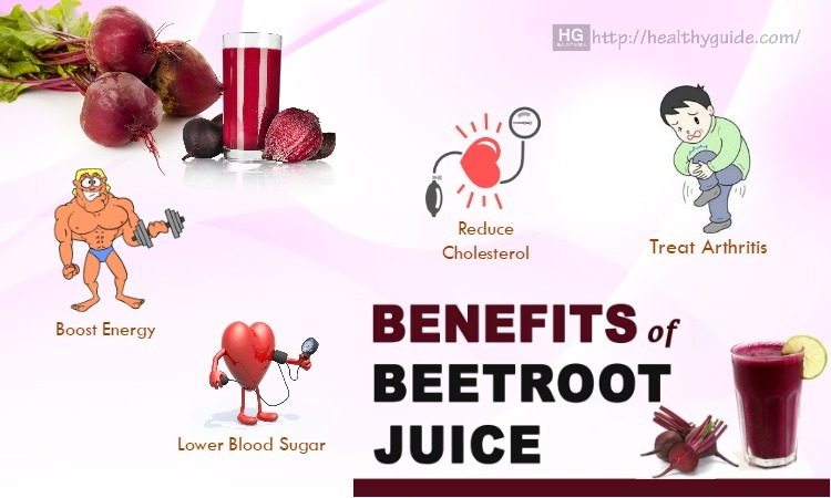 34 Health & Nutritional Benefits of Beet Juice for Children and Adults