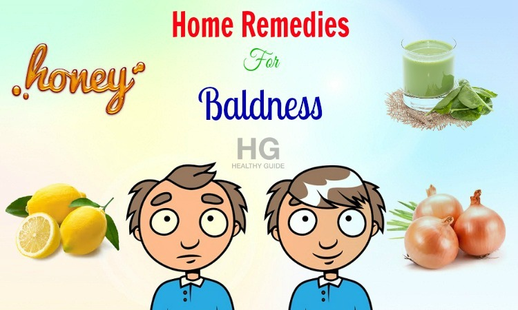 53 Natural Home Remedies for Baldness in Males and Females