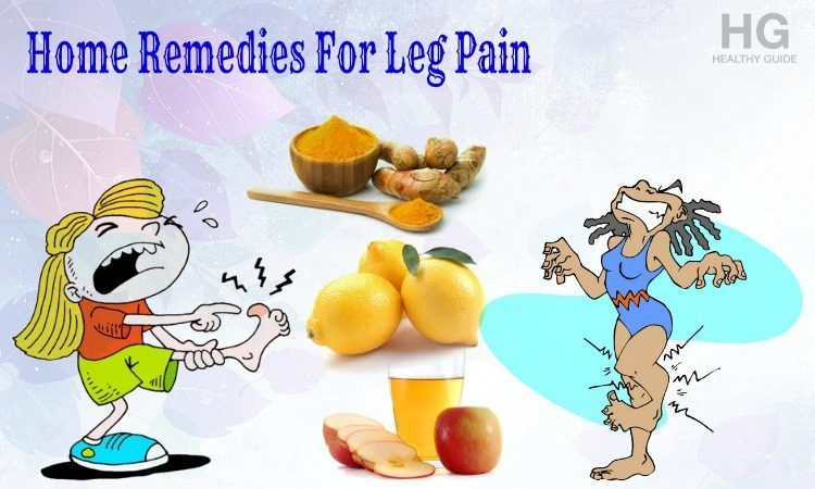Top 26 Best Home Remedies For Leg Pain And Swelling Relief