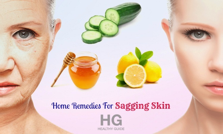 19 Home Remedies for Sagging Skin on Face and Legs Naturally