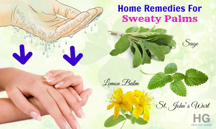 Top 30 Best Home Remedies For Sweaty Palms And Feet