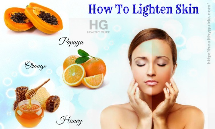 27 Tips How to Lighten Skin on Face, Neck, Hand, Feet, & Thighs at Home
