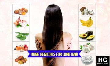 how to grow a long hair home remedies