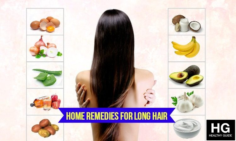 41 Best Natural Home Remedies for Long Hair Care and Improvement
