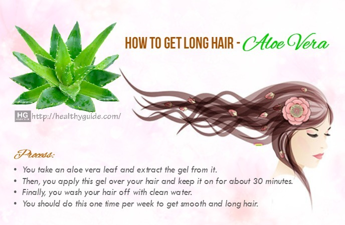 27 Tips How To Get Long Hair Fast Naturally For Men And Women