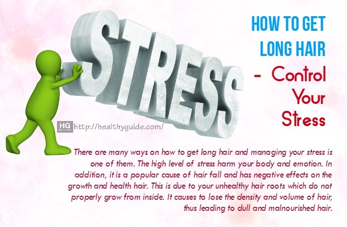 How to get long hair