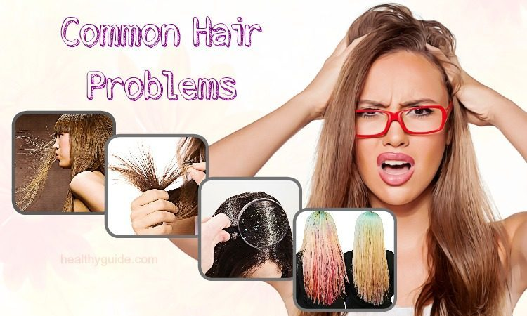 16 Most Common Hair Problems in Men and Women Are Revealed!