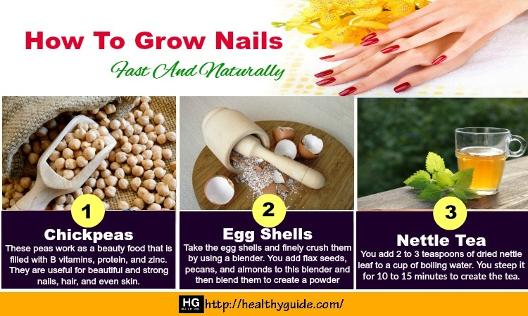 25 Tips How to Grow Nails Fast and Naturally in One Week