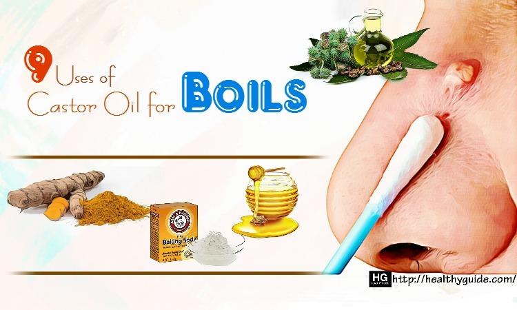 9 Uses Of Castor Oil For Boils In Men And Women