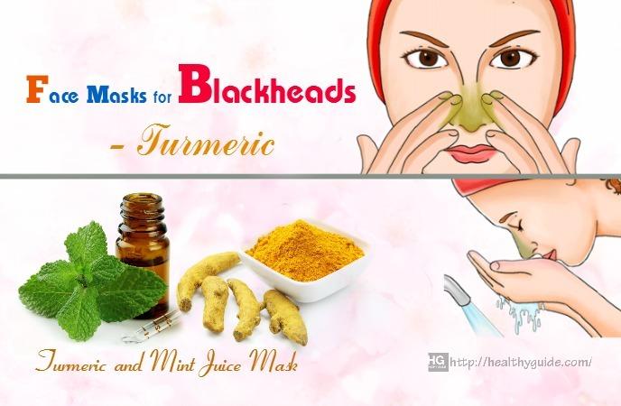 face masks for blackheads