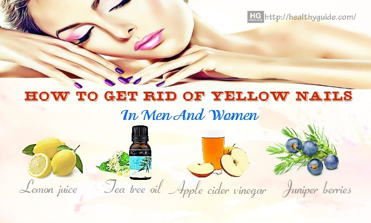 23 Tips How to Get Rid of Yellow Nails on Feet & Hand after Nail Polish