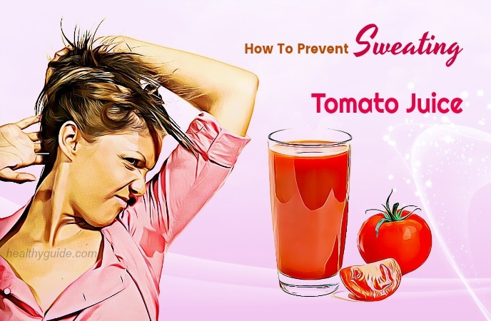 how to prevent sweating