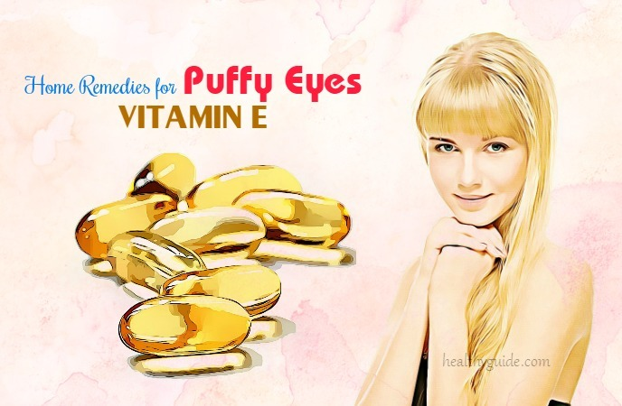 home remedies for puffy eyes