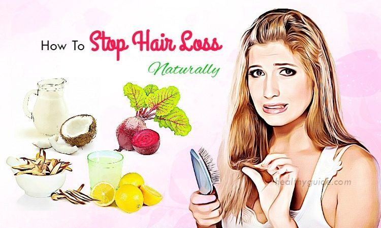 23 Tips How To Stop Hair Loss From Stress & after Pregnancy Fast