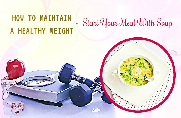 how to maintain a healthy weight