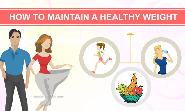 23 Tips How to Maintain a Healthy Weight without Exercise & Harsh Dieting
