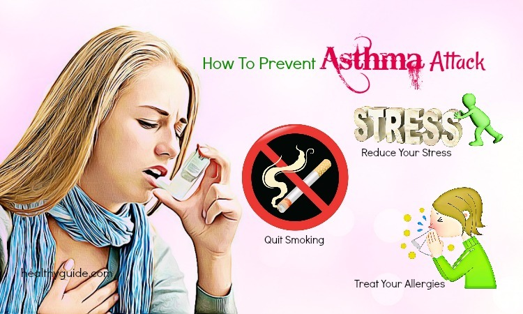 16 Tips How to Prevent Asthma Attack in Toddlers, Infants, & Adults