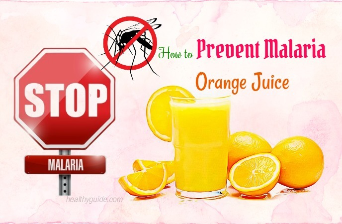 how to prevent malaria