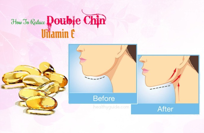 how to reduce double chin
