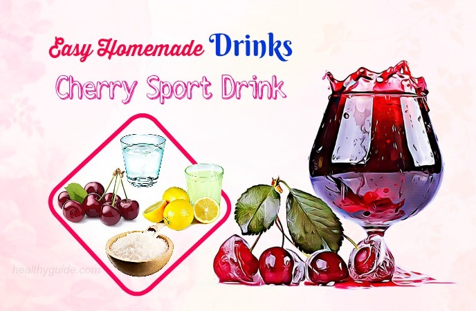 easy homemade drinks