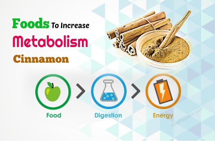 foods to increase metabolism