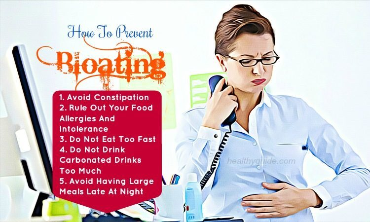 19 Tips How to Prevent Bloating & Gas in the Morning & after Meals