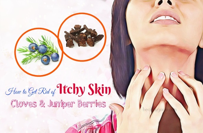 how to get rid of itchy skin