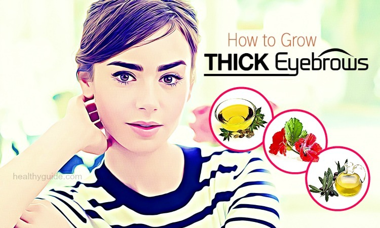 31 Tips How to Grow Thick Eyebrows and Lashes Naturally in a Month